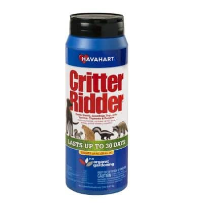 Critter Ridder 2 lb. Animal Repellent Granules