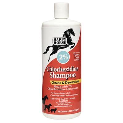 Happy Horse 32 oz. Medicated Chlorhexidine Shampoo