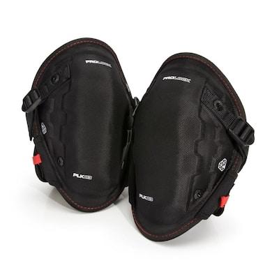Professional Black Foam Abrasion Resistant Safety Knee Pads