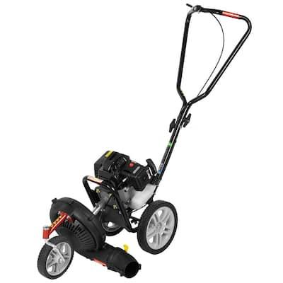 170 MPH 520 CFM 43 cc Gas Wheeled Outdoor Blower
