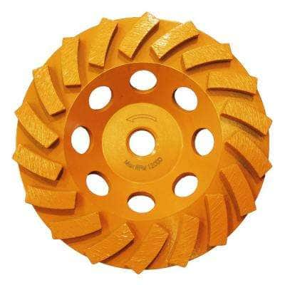 4.5 in. Turbo Cup Wheel