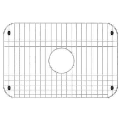 14.75 in. x 11.5 in. Sink Bottom Grid for Kohler- K-6003-ST in Stainless Steel