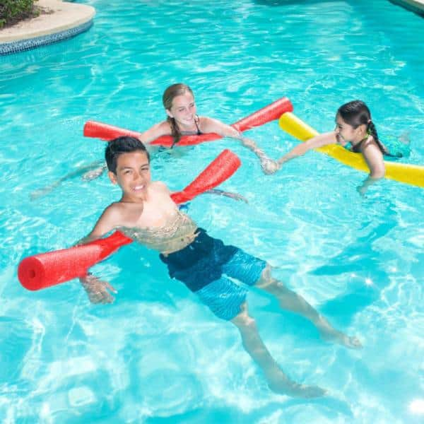 Swim Ways 48 In X 4 25 In Mega Swim Pool Noodle 6044249 The Home Depot