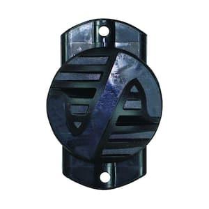 3-in-1 Black Multi-Purpose Insulator (25-Pack)