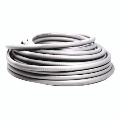 3/4 in. x 50 ft. Ultratite Liquidtight Flexible Non-Metallic PVC Conduit