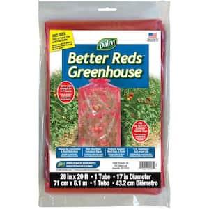 Better Reds Greenhouse
