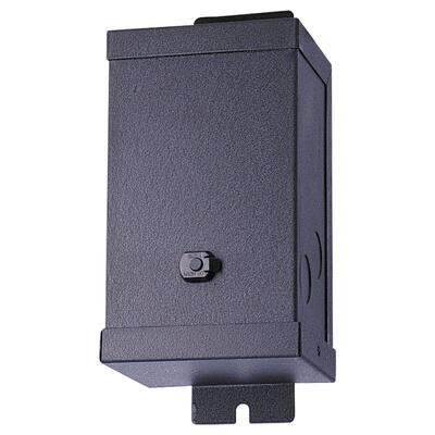 150-Watt 12-Volt Single Output Black Magnetic Transformer