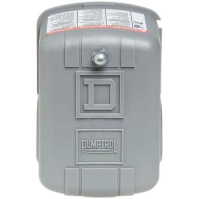 20-40 psi Pumptrol Well Pump Water Pressure Switch - Box Packaging