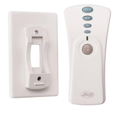 White Indoor Universal Hand Held Remote Control