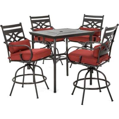 Bar Height Patio Dining Sets, Outdoor Bar Top Dining Table