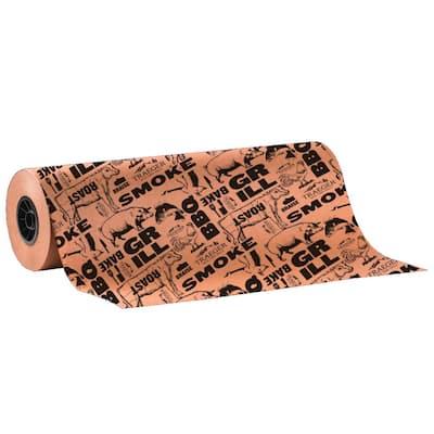 X Oren Pink Butcher Paper