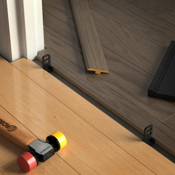 Roberts Dual Expansion Joint Spacer For, What Can I Use For Spacers For Laminate Flooring