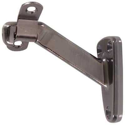 Pewter Heavy Duty Handrail Bracket (5-Pack)
