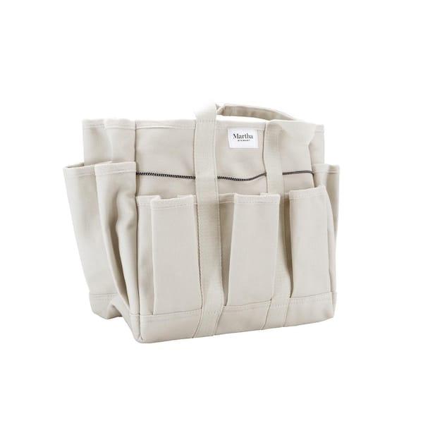 Heavy Duty Canvas Garden Bag, Canvas Garden Tool Bag