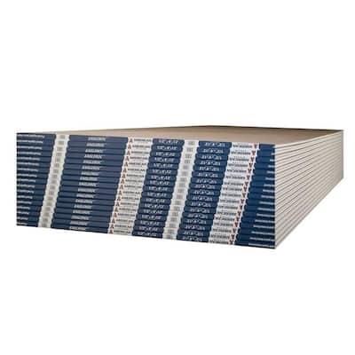 Regular 1/4 in. x 4 ft. x 8 ft. Gypsum Board