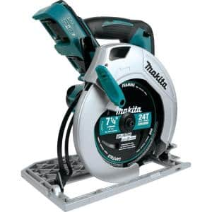 18-Volt X2 LXT Lithium-Ion (36-Volt) Cordless 7-1/4 in. Circular Saw (Tool Only)