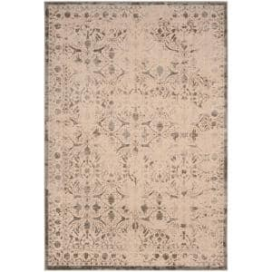 Safavieh Brilliance Cream Sage 7 Ft X 9 Ft Area Rug Brl502a 7 The Home Depot