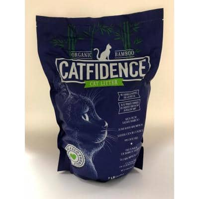 USDA BioBased Certified Bamboo Cat Litter 7 lbs. Bag