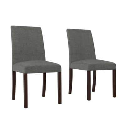 Parsons Chair Upholstered Dining Chairs Kitchen Dining Room Furniture The Home Depot
