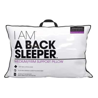 Back Sleeper Down Alternative King D Pillow