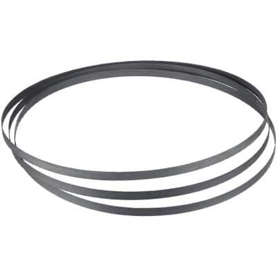 "14/18 TPI Bi-Metal Portable Bandsaw Blades, 32-7/8 in. Length, 0.02"" Width (3-Pack)"