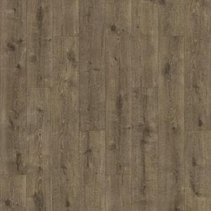 Defense+ 7.48 in. W Smoky Savona Oak Antimicrobial Waterproof Laminate Wood Flooring (1079.65 sq. ft./pallet)