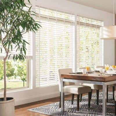 2 1/2 in. Composite Faux Wood Blind