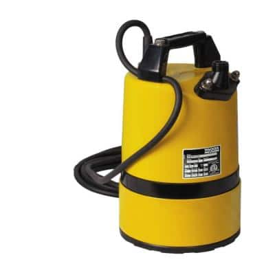 2/3 HP 3/4 in. Electric Submersible Utility Pump