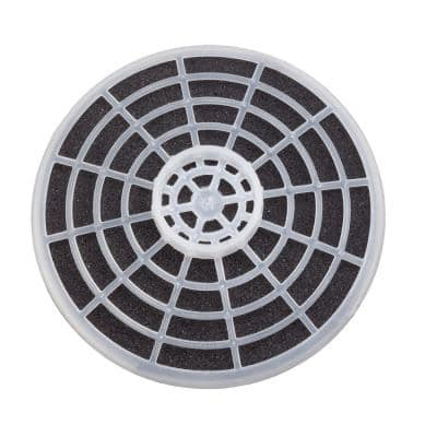 Dome Filter with Foam Media for ProTeam Triangular Vacs