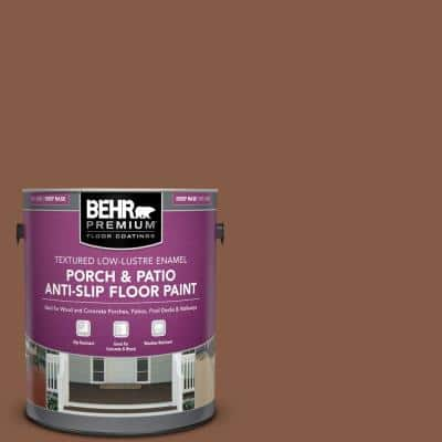 1 gal. #PFC-20 Coronado Textured Low-Lustre Enamel Interior/Exterior Porch and Patio Anti-Slip Floor Paint