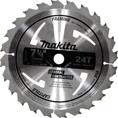 7-1/4 in. 24-Teeth Framing Blade (10-Pack)