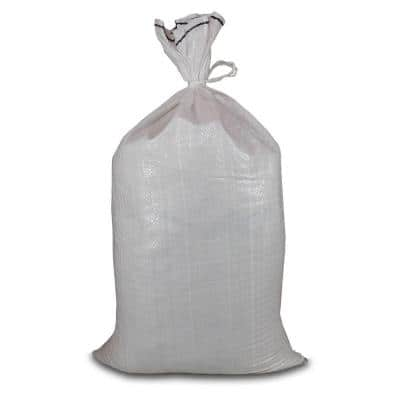 Woven Sand Bag with Tie (100-Count)
