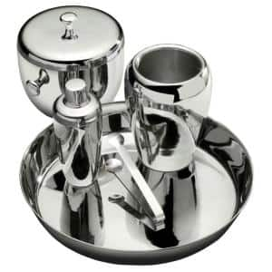 Apple 5-Piece Stainless Steel Bar Set