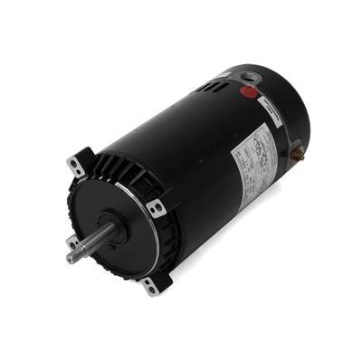 1 HP 115-Volt/230-Volt Super-Flow Swimming Pool Pump Replacement Motor