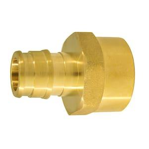 1/2 in. Brass PEX-A Barb x 1/2 in. FNPT Female Adapter