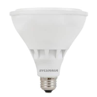 26-Watt (250-Watt Equivalent) PAR38 Night Chaser LED Flood Light Bulb in 5000K Daylight Color Temperature (1-Pack)
