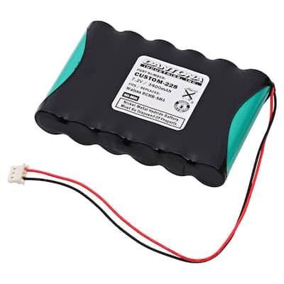 Dantona 7.2-Volt 3800 mAh Ni-Cd battery for Honeywell - LYNXRCHKIT-SHA Lynx Emergency Lighting
