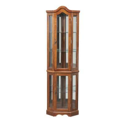 Display Cabinets Kitchen Dining Room Furniture The Home Depot