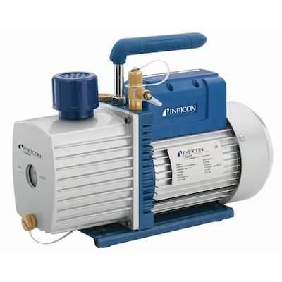 QS5 1/2 HP 2-Stage 5 CFM Vacuum Pump