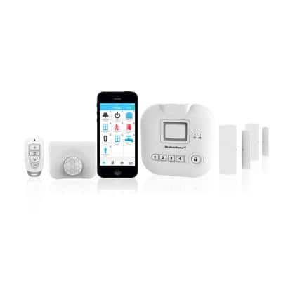Wireless Alarm, Security System Kit - Echo Alexa and IFTTT compatible