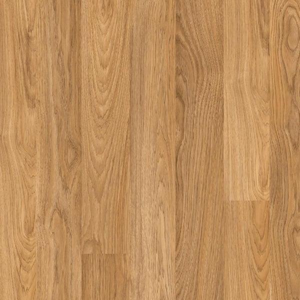 Trafficmaster Blairmore Hickory Natural, Trafficmaster 7mm Laminate Plank Flooring