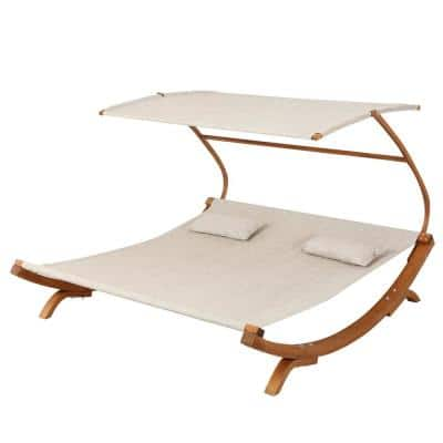 San Juan 7 ft. Free Standing Outdoor Hammock with Stand