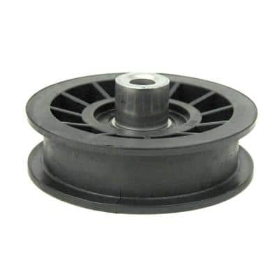 Flat Idler Pulley for Craftsman, Husqvarna, Poulan Mowers Replaces OEM #'s 194327, 532-194327