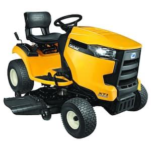 XT1 Enduro LT 46 in. 22 HP V-Twin Kohler 7000 Series Engine Hydrostatic Drive Gas Riding Lawn Mower