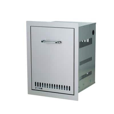 16-1/2 in. x 22 in. Pull Out Propane Tank Drawer