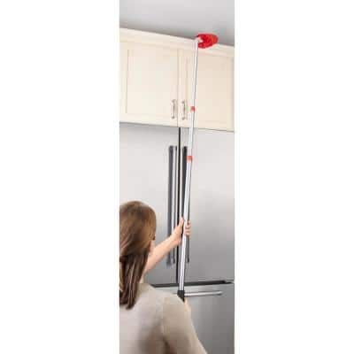 Good Grips Long-Reach Dusting System with Pivoting Heads