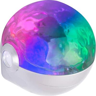 0.5W Motion Space Nebula Night Light