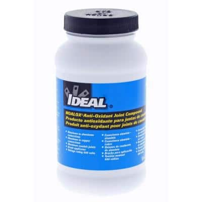 Noalox Anti-Oxidant 8 oz. Bottle with Brush Cap (Standard Package, 2 Bottles)