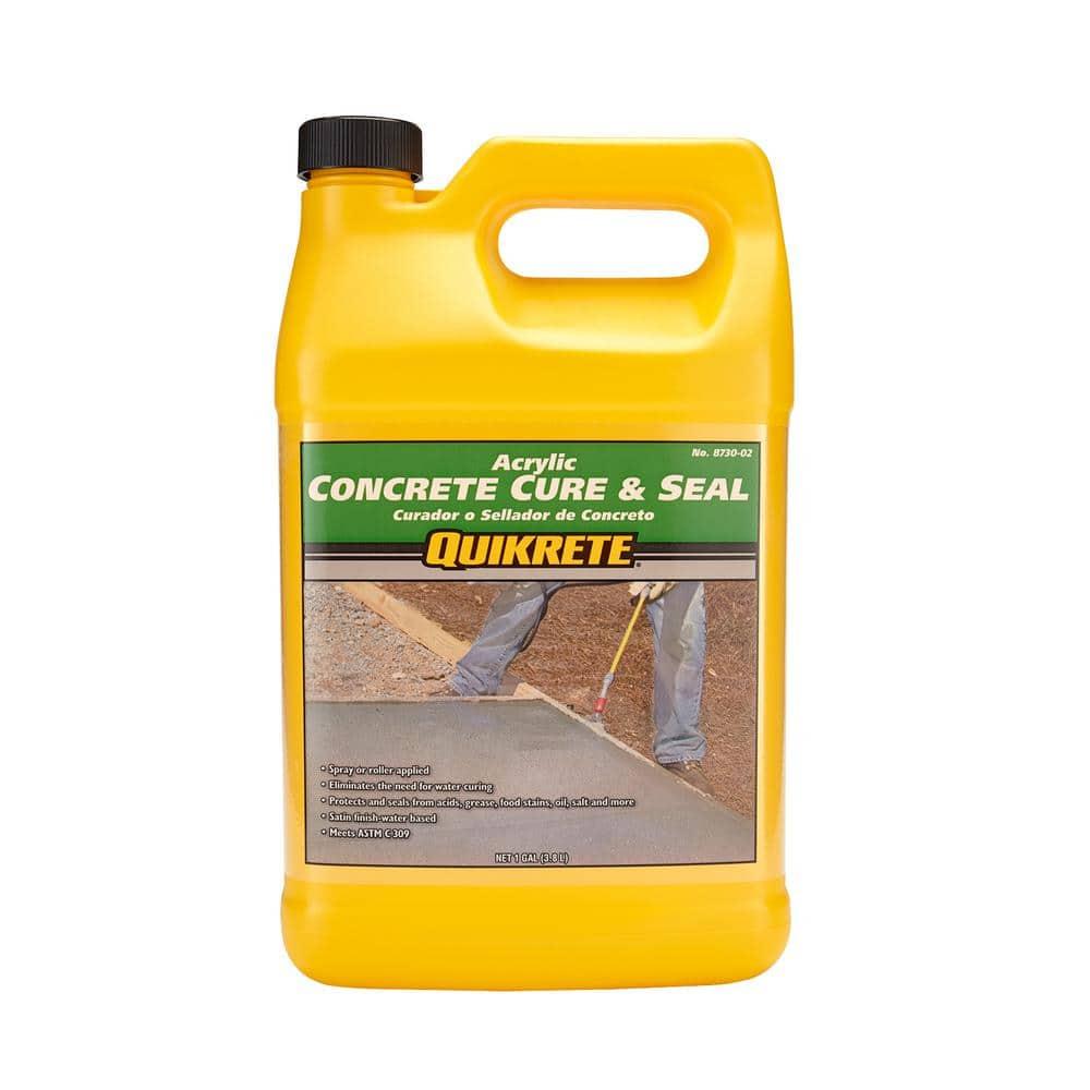 Quikrete 5 Lb Acrylic Concrete Cure