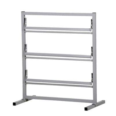 30 in. Paper Dispenser Stand with Three Tiers